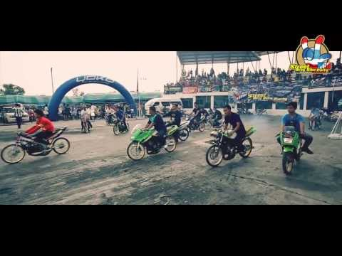 NGO Street Drag Bike on November 2013 Bangkok Drag Avenue