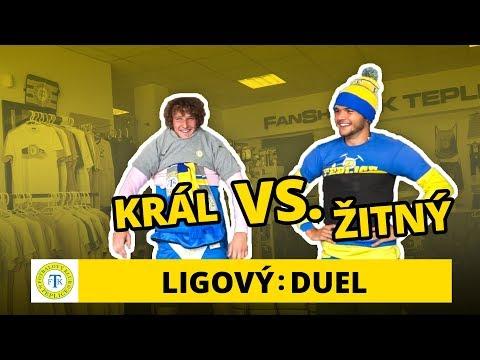 Duel: Alex Král s Patrikem Žitným soutěží v rychlosti oblékání