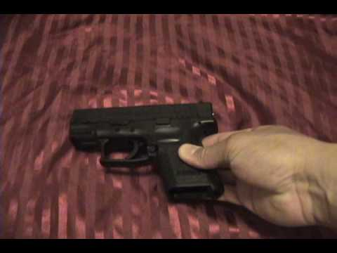 Springfield XD-9 Subcompact review