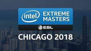 LIVE: IEM Chicago 2018 - FaZe Clan vs Team Liquid - Semifinals
