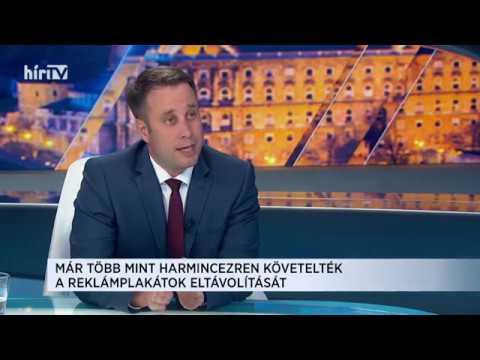 Magyarország élőben Dömötör Csabával (2019-08-06) - HÍR TV