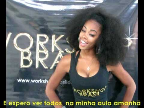 Workshop Brasil: Kimberly Gipson Speech Music Videos