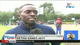 25th edition of Technical Institutes games kick off in Nakuru