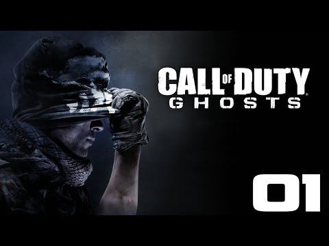 "Call of Duty Ghosts Walkthrough Part 1 ""Opening"" Gameplay Playthrough Lets Play Xbox360"