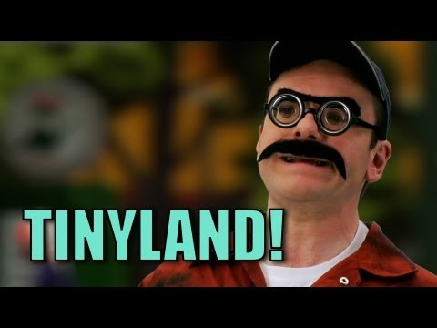 Choo Choo Bob Show - Tinyland