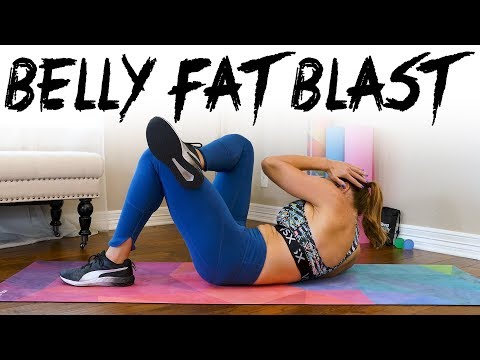 Belly Fat Blast with Dani! 15 Min. Ab Workout for Complete Beginners, Core, Abs, Fitness at Home