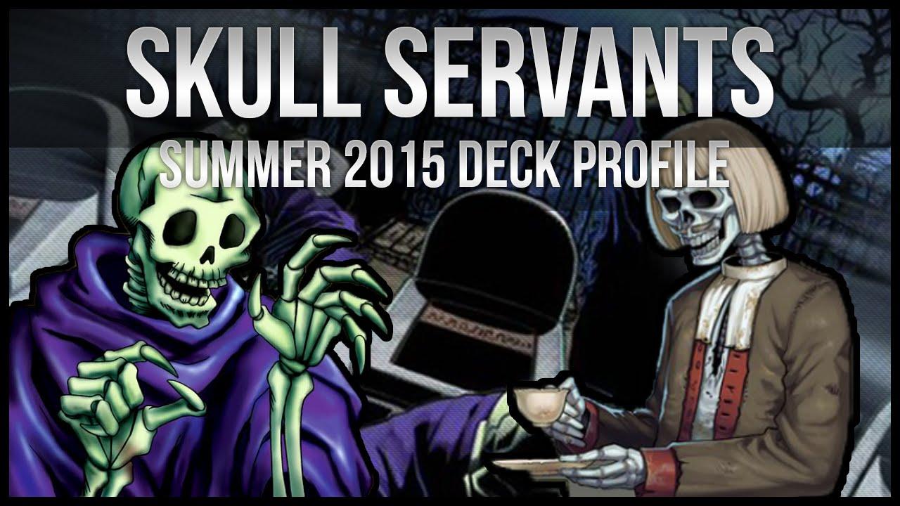 Yugioh Skull Servant Deck Skull Servants Deck | Summer