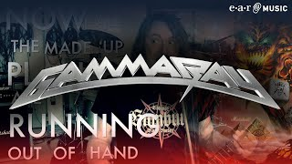 GAMMA RAY - Master Of Confusion - Rehearsal (Lyric Video)