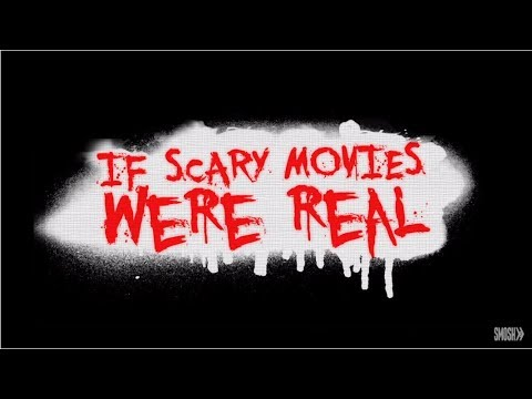 If Scary Movies Were Real! Music Videos