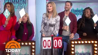 Joey Fatone Hosts A Game Of 'Common Knowledge' With TODAY Fans | TODAY