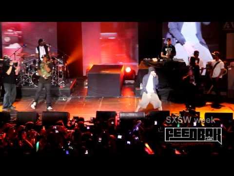 TheFeedBak - 50 Cent & Eminem @ SXSW