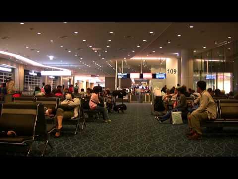 Airasia : Haneda, Tokyo - Kuala Lumpur, Malaysia Jun 2012