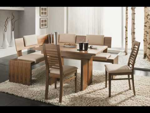 German Furniture Warehouse High End Contemporary Breakfast Nooks Youtube