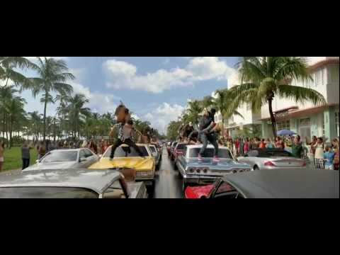 Step Up Revolution - opening Sequence video