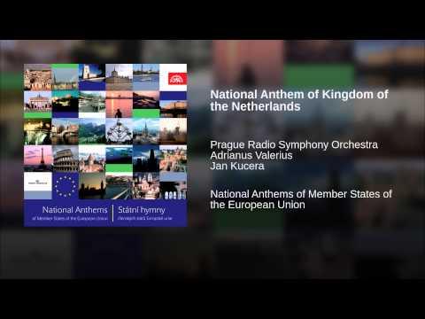 National Anthem of Kingdom of the Netherlands