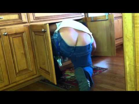 butt crack Plumber