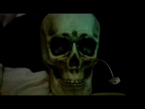 Animated Talking Skull | Tombstone Reviews thumbnail