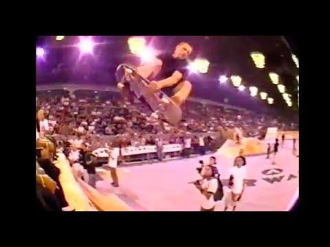 Mike Vallely: Contest Compilation (1995 -1997)