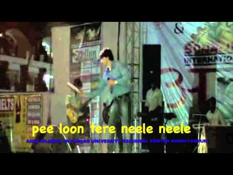 Pee Loon Tere Neele Neele Anuj Sharma video