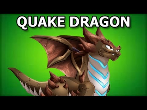 How To GET QUAKE DRAGON in Dragon City Breeding Sanctuary