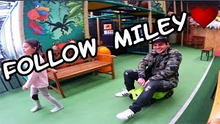 Action und Fun in Jimmys Funpark mit Cutebabymiley