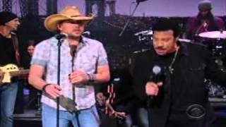 Download Lagu Lionel Richie w  Jason Aldean  Say You, Say Me Gratis STAFABAND