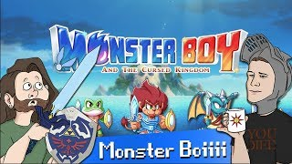 Monster Boy: LET'S KILL HAPPY ANIMALS - Those Gamer Guys