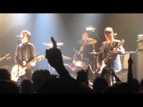 How Soon Is Now? - Johnny Marr with Andy Rourke @ Music Hall of Williamsburg, 5/3/2013