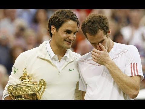 We look back at Wimbledon 2012