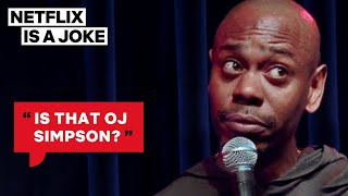 Dave Chappelle Reveals White People's Weakness | Netflix Is A Joke