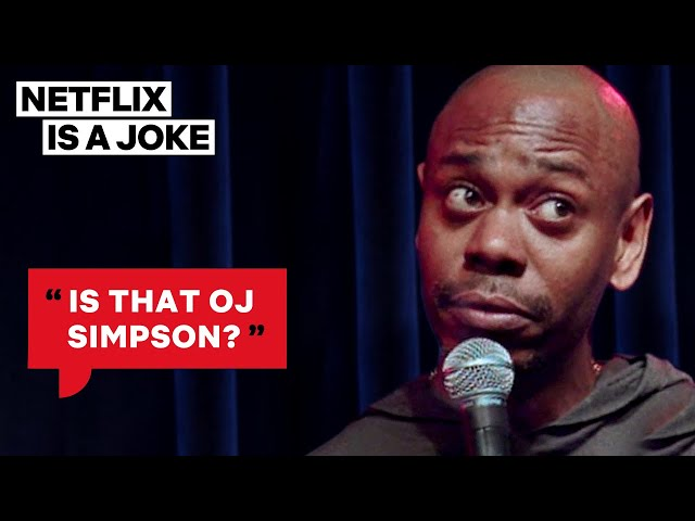 Dave Chappelle Reveals White People's Weakness | Netflix Is A Joke thumbnail