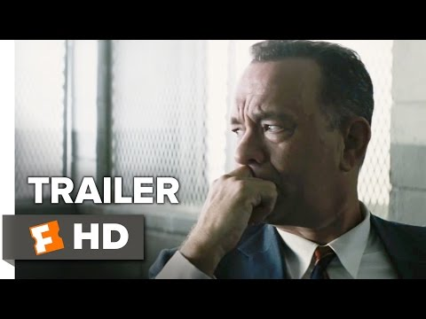 Bridge Of Spies Official Trailer #2 (2015) - Tom Hanks Cold War Thriller HD