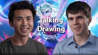 'How I learned to draw' with RossDraws