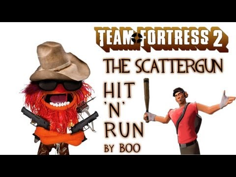 Scattergun Gameplay | Hit 'n' Run - Team Fortress 2