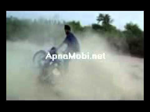 Bullet Stunt Of Sansarpur Boy Raja-(mr-jatt).3gp video