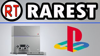The Rarest PlayStation Consoles Ever Made