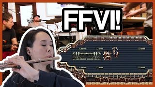 Final Fantasy VI: Searching for Friends ft. EXTRA LIVES