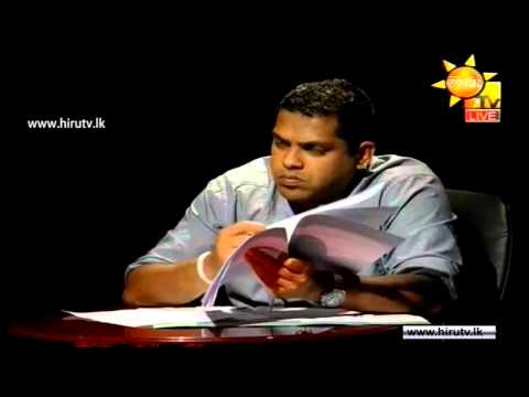 Hiru TV - Balaya - Political Discussion - 2015-02-05