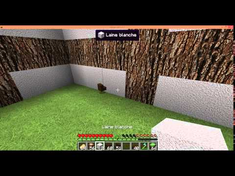 minecraft maison japonaise tuto youtube. Black Bedroom Furniture Sets. Home Design Ideas