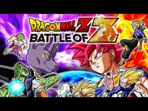 Dragon Ball Z : Battle of Z - Análise Completa