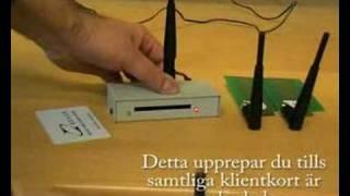 Para dina kort med Future Wireless Cardsplitter 01:24