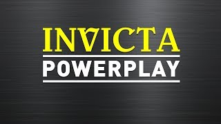 Invicta Power Play 4.21