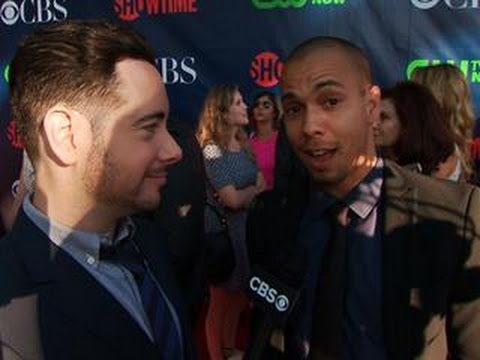 Fall Previews  - CBS Press Tour Red Carpet:  Bryton James