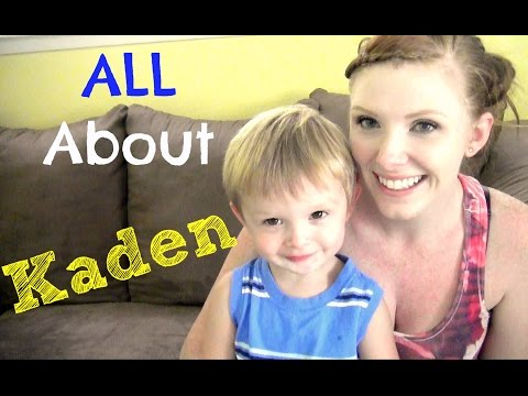 ALL ABOUT KADEN!   VEDA DAY 28