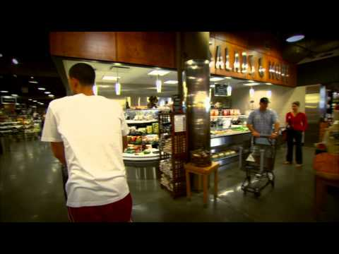NBA Rooks:  Austin Rivers' Grocery Adventure