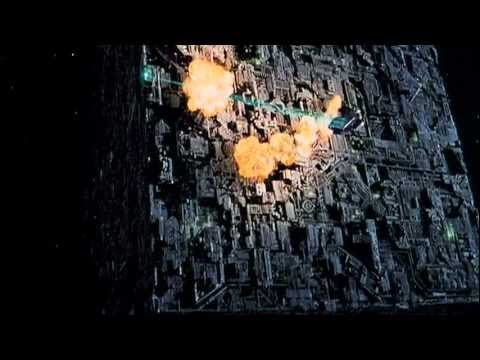 """Star Trek: First Contact (1996)"" Theatrical Trailer"