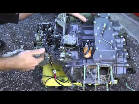 How To Disable/Bypass A 2 Stroke OutBoard Oil Injection System