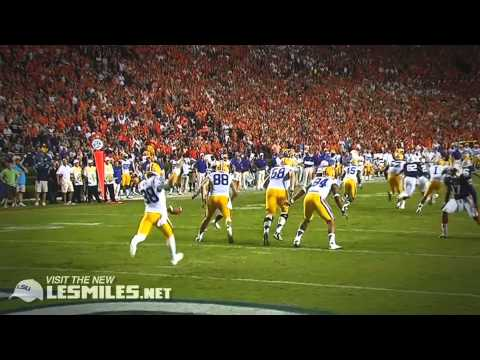 LSU Football 2012 - Special Teams Highlight