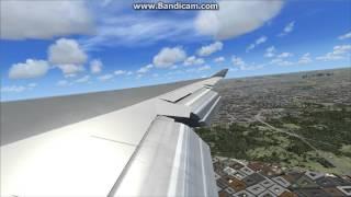 Flight Simulator X - Steam Edition landing HD