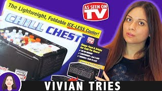Chill Chest Review | Testing As Seen on TV Products